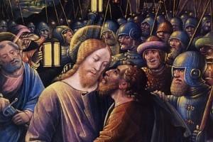 The Kiss of Judas, Jean Bourdichon c. 1500